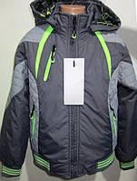 Подростковая  курточка для мальчиков оптом и в розницу, фото 1