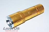 Мощный тактический фонарь Small Sun T55 T6 (Power Bank)
