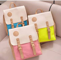 Рюкзак портфель школьный, женский, стильный!