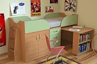 Детская кровать чердак карлсон