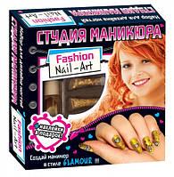 Набор для дизайна ногтей Студия маникюра Гламур Ranok-creative