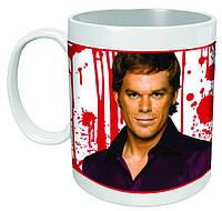 Чашка кружка Декстер Dexter