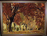 Картина из янтаря. Пейзаж 39
