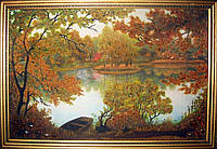 Картина из янтаря. Пейзаж 41