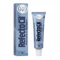 Краска для ресниц RefectoCil, темно-синяя №2.1