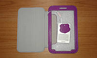 Чехол YooBao для Samsung Galaxy Tab 4 7.0 (T230 / T231) фиолетовый