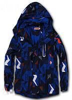 Весенняя куртка для мальчика подростка 116-158