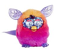 Интерактивная игрушка Furby Boom Crystal  Orange/Pink