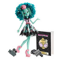 Кукла Monster High Frights, Camera, Action! Honey Swamp Doll, Монстер Хай Ханни Свамп