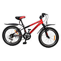 Велосипед 20 дюймов PROF1 (XM204B)