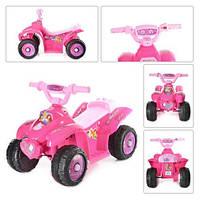 Детский электроквадроцикл для девочки (ZP 5111-8)
