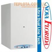 Газовый котел Nova Florida Libra Dual BTFS 24-AF (TURBO) (настенный, двухконтурный, турбированный, 24 кВт, с минибойлером)