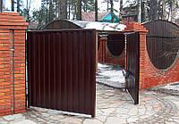 Распашные ворота (2600-4000)