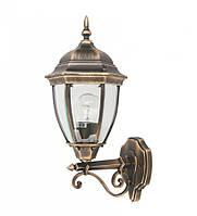Металлический светильник парковый, стар/зол. Dallas II QMT 1276S
