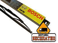 Водительский дворник Bosch Twin 600