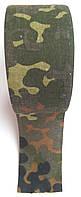 Скотч для маскировки оружия Mil-Tec Flectar Camo (флектран камуфляж) 10 м/50 мм (15934021)