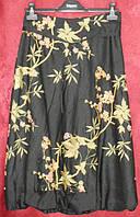 Юбка с  вышивкой в китайском стиле