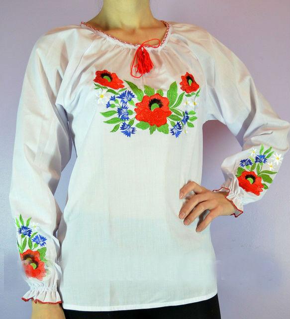 Купить украинскую женская одежда