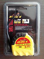 Рулетка строительная (измерительная) 3м. проф. ANT