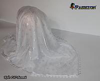 Платок невесте Шикарная роспись