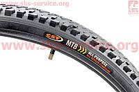 """Покрышки для велосипедов 26""""x2,10 без камеры шипованная MTB C1417"""