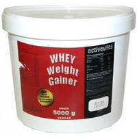 Activevites WHEY Weight Gainer 5000 g.Гейнер.