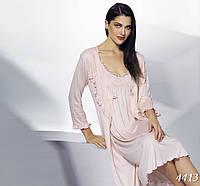 Ночная сорочка + халат Mariposa 4413