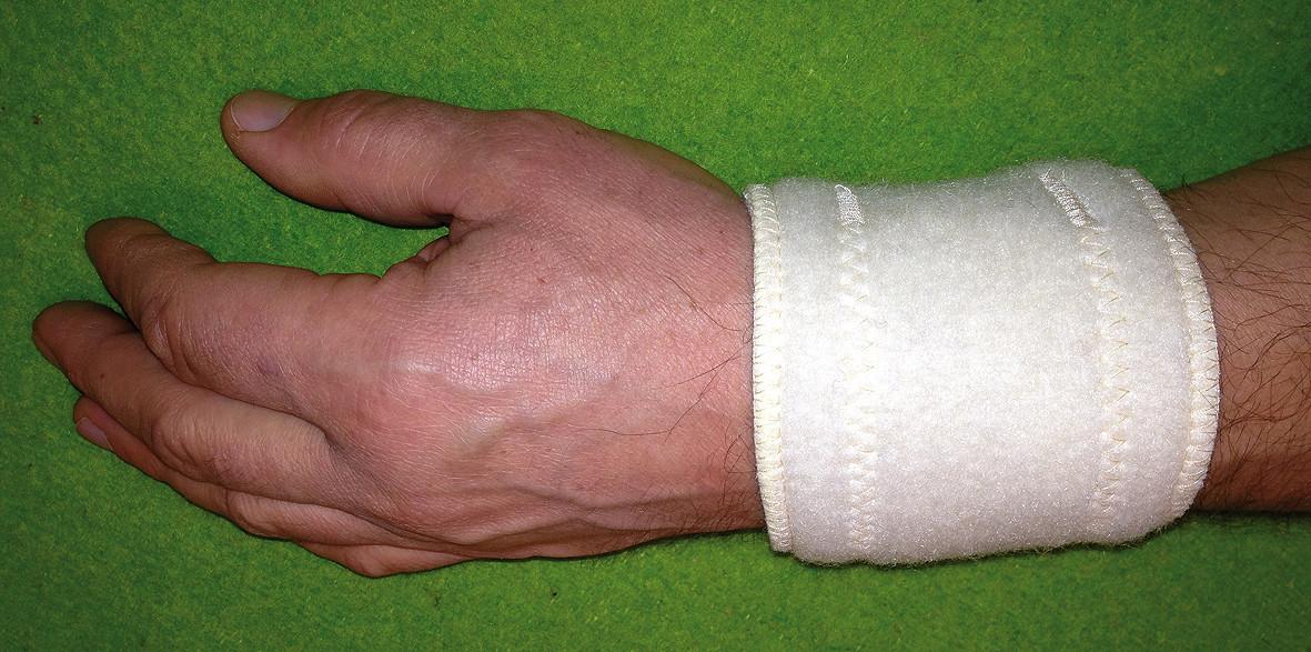 компресс для лучезапястного сустава