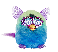 Интерактивная игрушка Furby Boom Crystal   Green/Blue