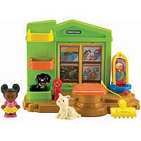 Развивающий набор Фишер-Прайс Little People Pet Center для деток 1-5 лет