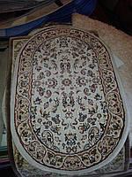 Ковер плотный  элитный (милионник) Buhara 3024 кремовый