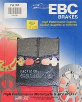 Тормозные колодки для мотоцикла EBC FA158