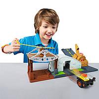 Набор Disney Planes Rip N Rescue Headquarters Playset. Оригинал Дисней самолеты