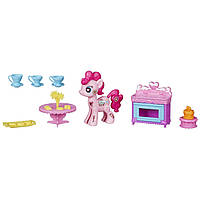 Набор Май литл пони украшение пекарни Пинки пай. Оригинал