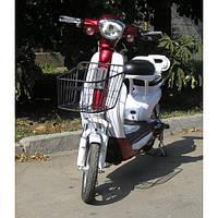 Двухместный велосипед с электродвигателем мощность 350 W Vega DREAM