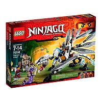 Купить Лего НиндзяГо 70748 Титановый дракон   Lego 70748 купить