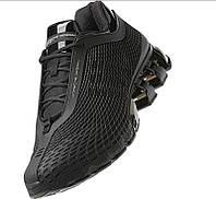 Кроссовки мужские Adidas porsche design p'5000 сетка черные