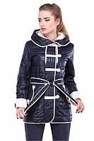 Модная  курточка женская от производителя с капюшоном