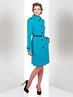Стильное демисезонное женское пальто  от производителя