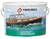 Лак Уника Супер (Unica Super Tikkurila), п/м, 2,7л