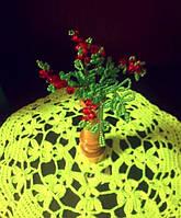 Букет из бисера, прекрасный подарок женщине (девушке) на 8 Марта