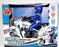 """Музыкальная игрушка """"Мотоциклист"""" (326)"""