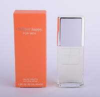 Мужская парфюмерия тестер Clinique happy (Клиник Хэппи) 40ml MUS /65