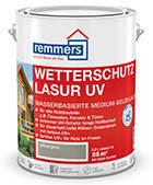 Wetterschutz-Lasur UV Высококачественная водная средне-вязкая лазурь-гель с отличной защитой от УФ-излучения