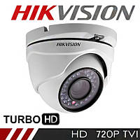 Turbo HD видеокамера Hikvision 1.3 Мп DS-2CE56C2T-IRM (3.6 мм)