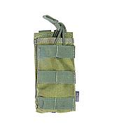 """Подсумок открытый для одного магазина АК/М16 MOLLE """"RMBP-1"""" (Rifle Mag Bunji Pouch)"""