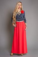 Модное платье от производителя Ангелина.