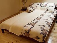 Одеяло из овечьей шерсти, двуспальное