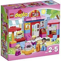 Детский конструктор Lego Duplo Кафе