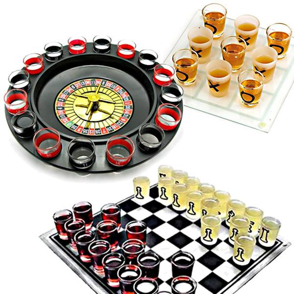 Алко-игры